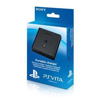 Chargeur portable pour Sony PS Vita