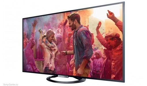 """Télévision 65"""" Sony KDL65W855 400Hz Smart TV 3D"""