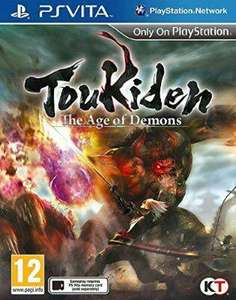 Jeu Toukiden : The Age of Demons sur PS Vita