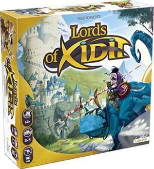 Jeu de société Lords of Xidit