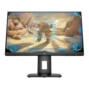 "Écran PC 23.8"" HP 24x - full HD, LED TN, 144 Hz, 1 ms, FreeSync"