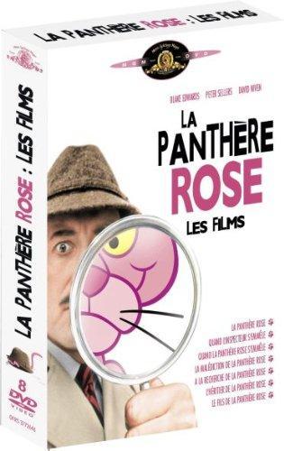 Coffret DVD La Panthère Rose : Les 7 films (Édition Limitée)