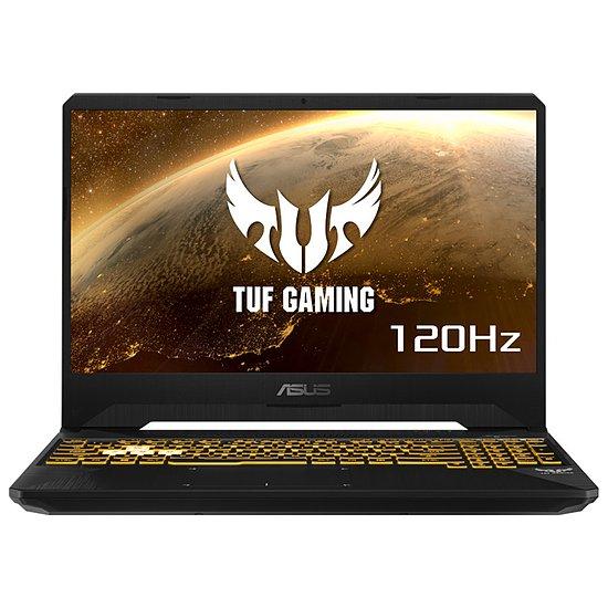 "PC Portable Gamer 15.6"" Asus TUF 505DU-AL029 - IPS Full HD 120Hz, Ryzen 7 3750H, RAM 16Go, SSD 512Go, GTX 1660ti 6Go (Sans OS)"