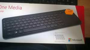 Clavier sans fil Microsoft All-in-One Media Keyboard