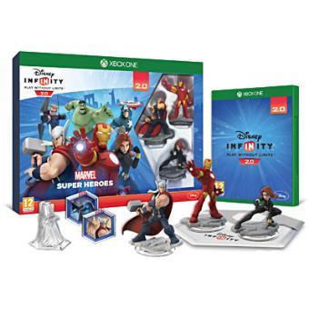 Disney Infinity 2.0 Marvel Super Heroes - Pack de démarrage sur Xbox One/PS3