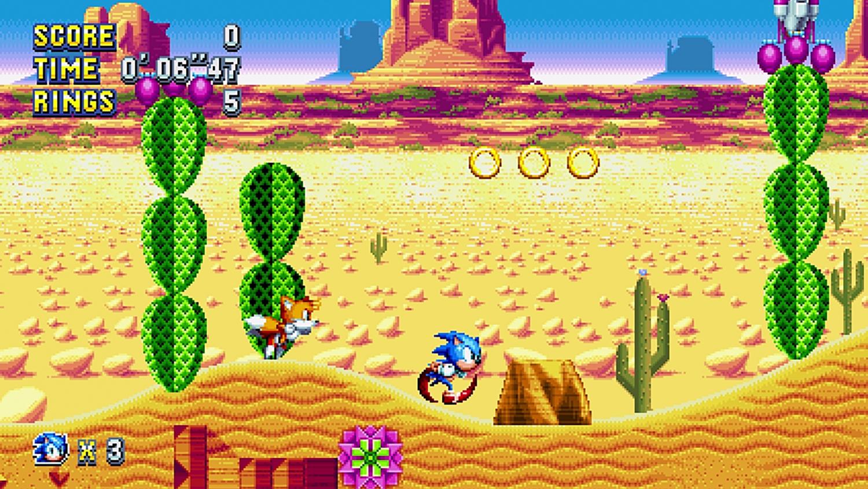 Sélection de Jeux en Promotion sur PC (Dématérialisés) - Ex: Sonic Mania