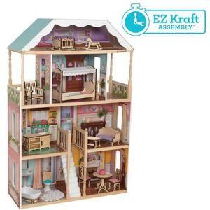 Maison de poupées en bois KidKraft Charlotte