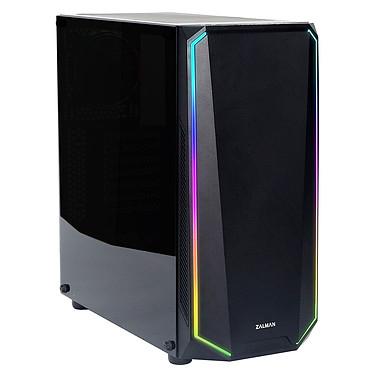 PC fixe Gamer LDLC Zenforce - AMD Ryzen 5 3600X (3.8GHz), 480Go SSD, 16Go RAM, RTX 2060 SUPER (8 Go), Sans OS, Non monté