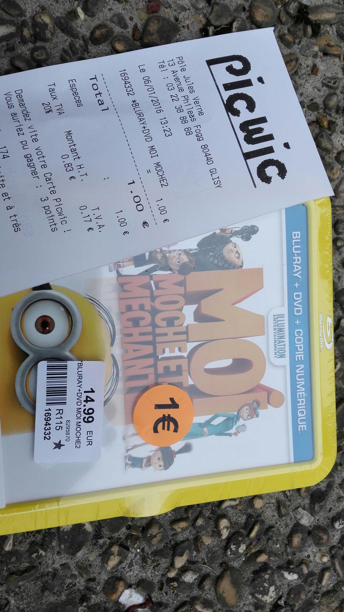 Moi, moche et méchant 2 - Combo Blu-ray + DVD + Copie digitale