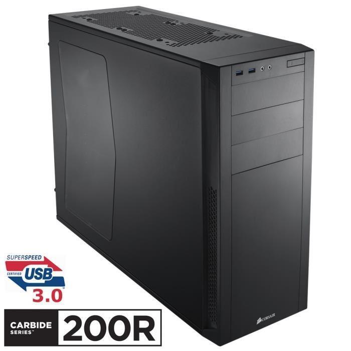 Boitier PC Corsair Carbide Series 200R