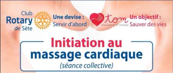 Kit de massage cardiaque offert - Sète (34)