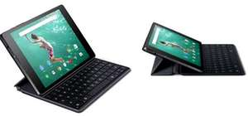 Clavier tablette HTC Nexus 9 clavier Azerty folio noir