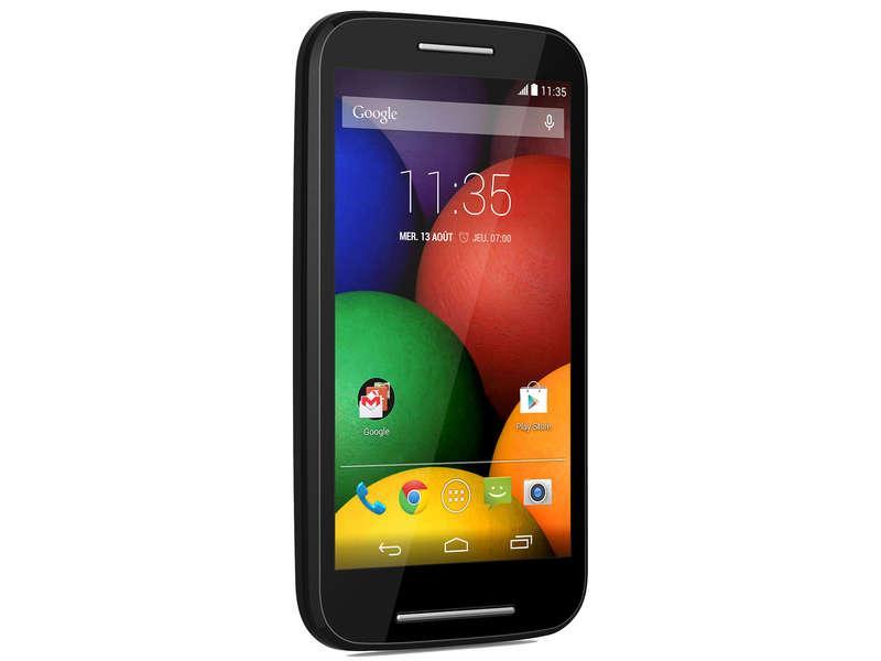 "Smartphone 4.3"" Motorola E"