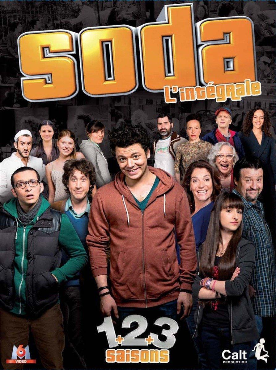 Coffret DVD Soda - Intégrale Saison 1 à 3