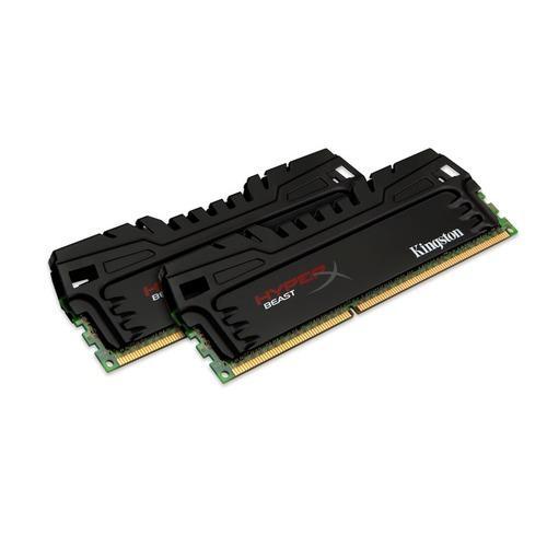 Mémoire DDR3 Kingston HyperX Beast XMP 2x8 Go 2400 MHz