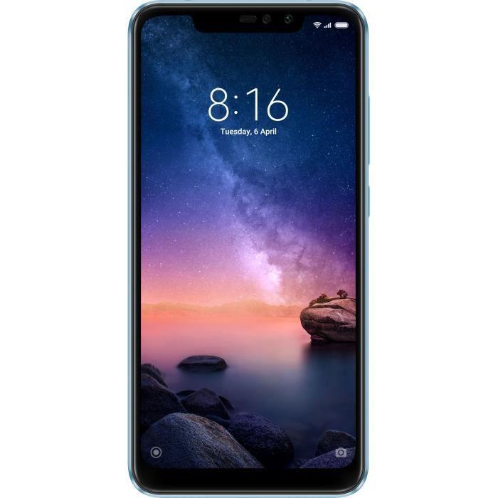 "Smartphone 6.26"" Xiaomi Redmi Note 6 Pro - RAM 3Go, 32Go + Batterie Externe Xiaomi"