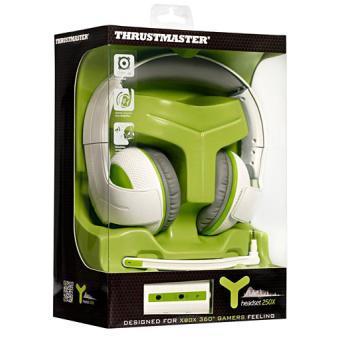 Casque Thrustmaster Y250-X pour Xbox 360
