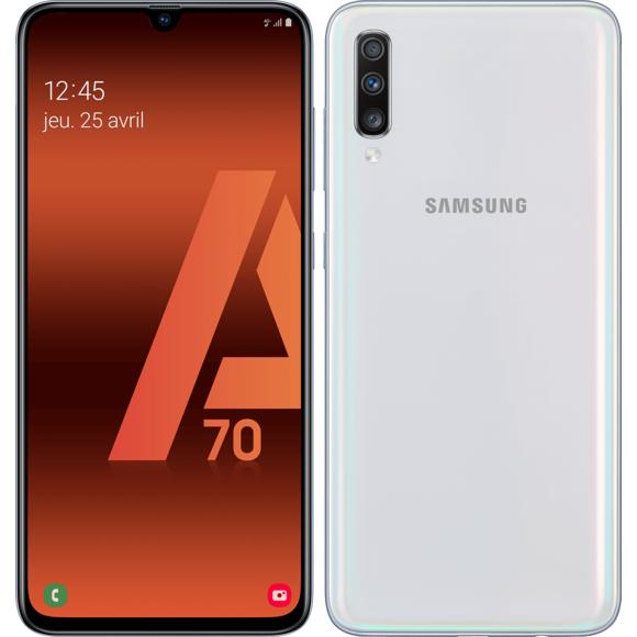 """Smartphone 6.7"""" Samsung Galaxy A70 - Full HD+, RAM 8Go, 128Go"""