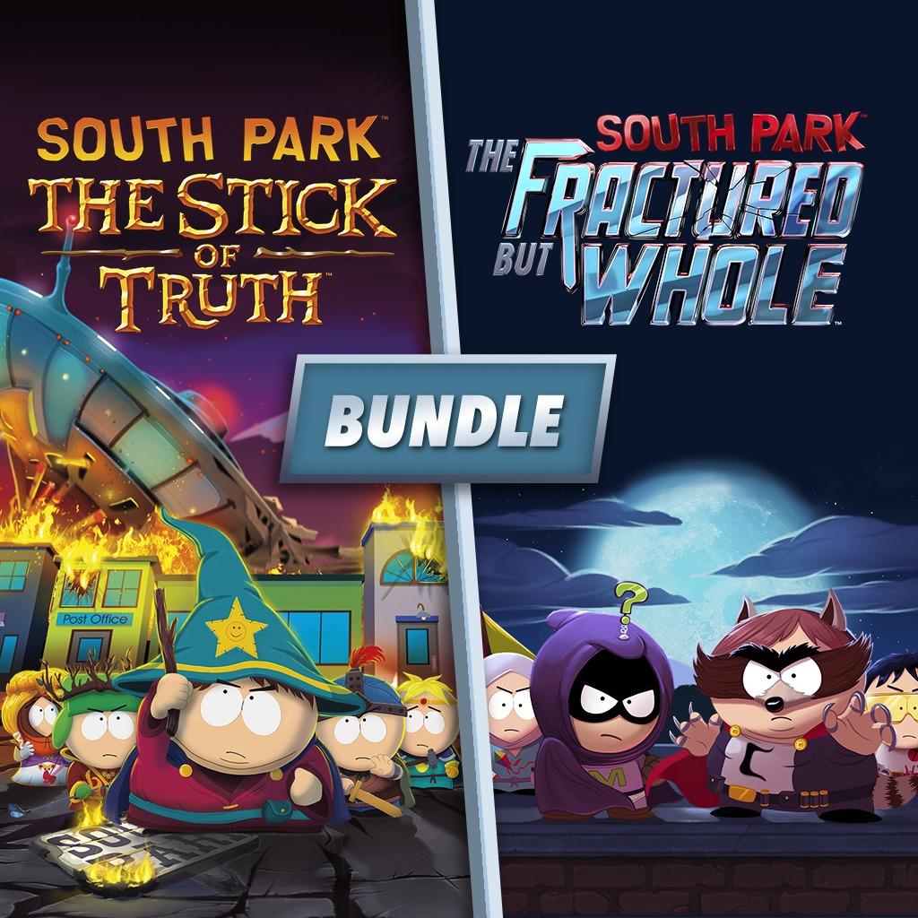 South Park : The Stick of Truth + The Fractured but Whole sur PC (Dématérialisé)