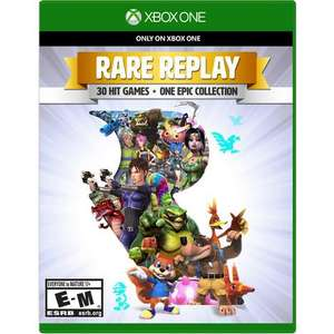 Rare Replay - Pack 30 jeux Xbox One