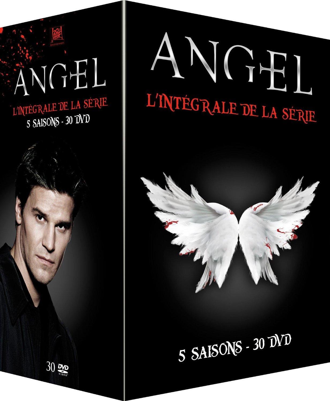 Coffret DVD L'intégrale de la série Angel [Edition Limitée]