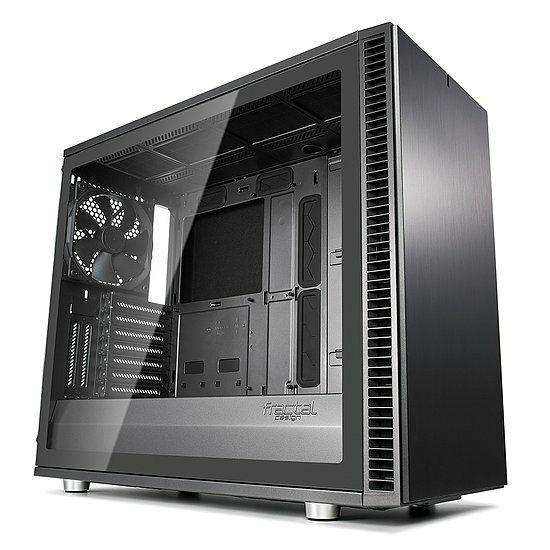 Sélection de Boîtier PC Fractal Design en promotion - Ex : Fractal Design Define S2 GunMetal TG (Livraison Gratuite avec AROULETTE)