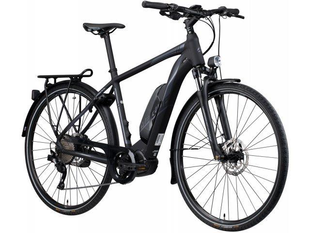 Vélo assistance électrique Merida Espresso 600 EQ (2019) - Tailles XS à L