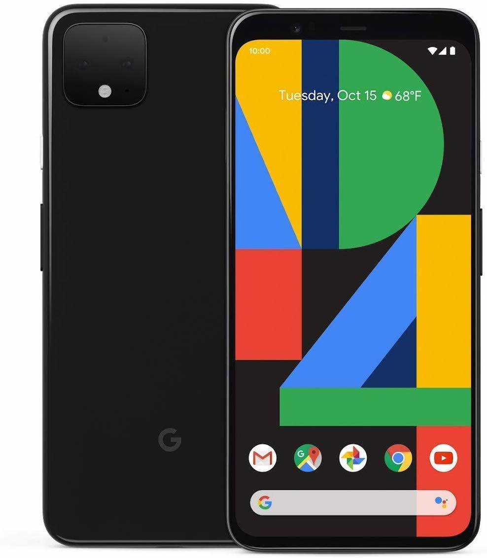 "Smartphone 6.3"" Google Pixel 4 XL - 64 Go"
