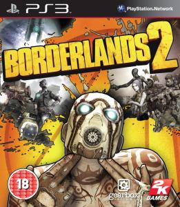 Borderlands 2 sur PS3 (import UK mais en VF !)