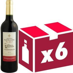 6x Bouteilles de vin Château Lafaurie Trio Bordeaux à 17.82€ et 6x St Emilion Grand Cru