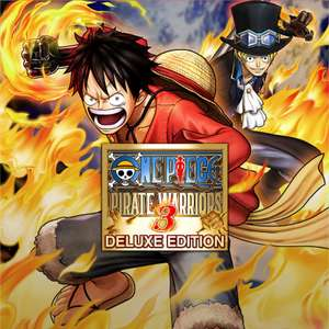 Jeu One Piece : Pirate Warriors - Deluxe Edition sur Nintendo Switch (Dématérialisé - Store US)