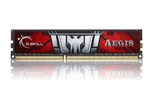 Mémoire RAM DDR3-1600 G.Skill Aegis - 8 Go, PC3 12800, CL11