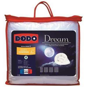 Couette Dod Dream Anti-Acariens 220 x 240cm 350g