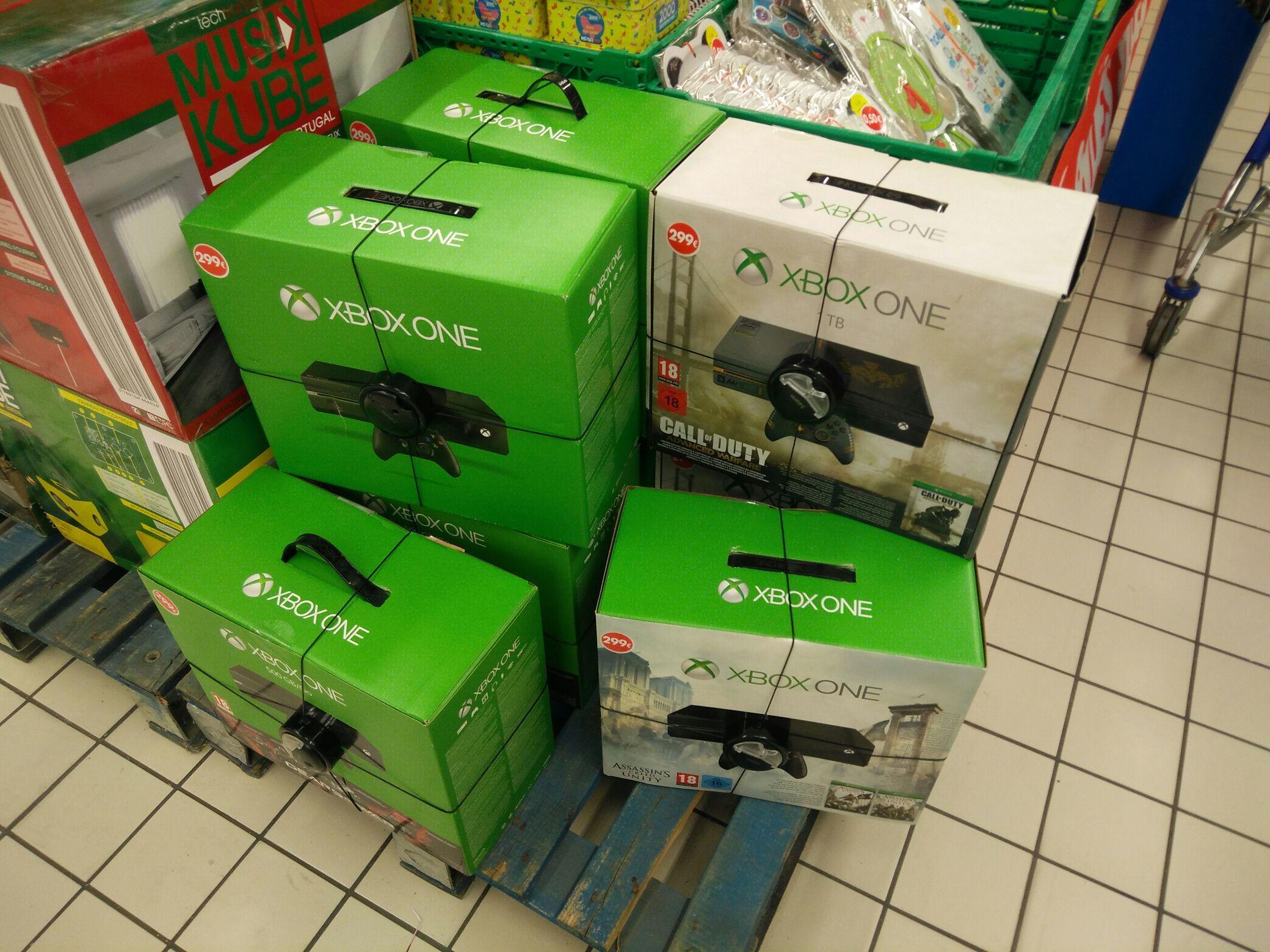 Sélection de packs Xbox One en promotion - Ex : Pack Call Of Duty Advance Warfare 1To
