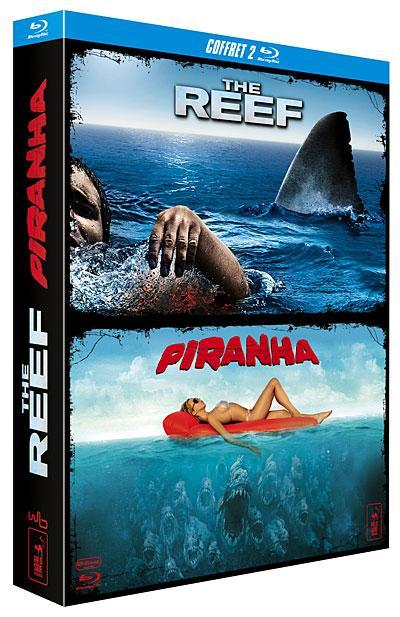 Sélection de Blu-Ray en promo