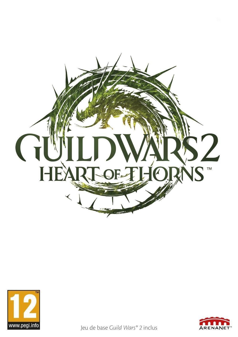 Guild Wars 2: Heart of Thorn sur PC