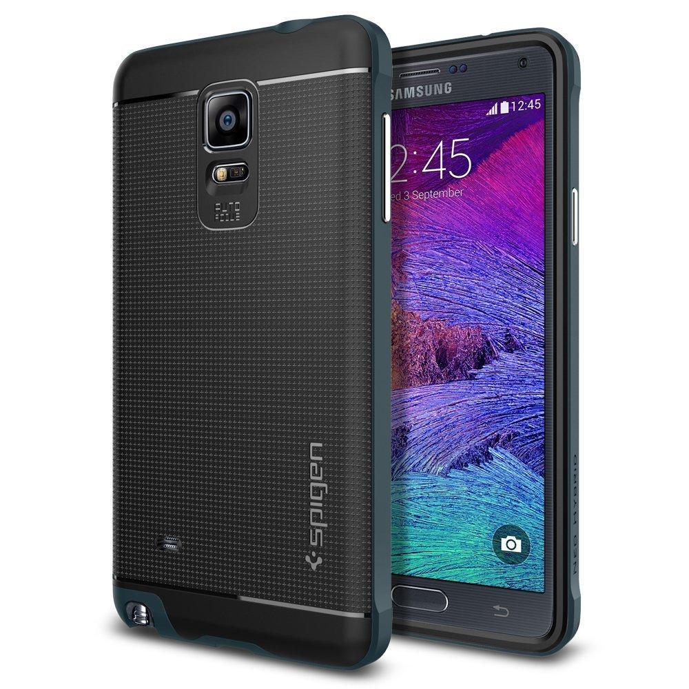Coque de protection Spigen Pour Galaxy Note 4