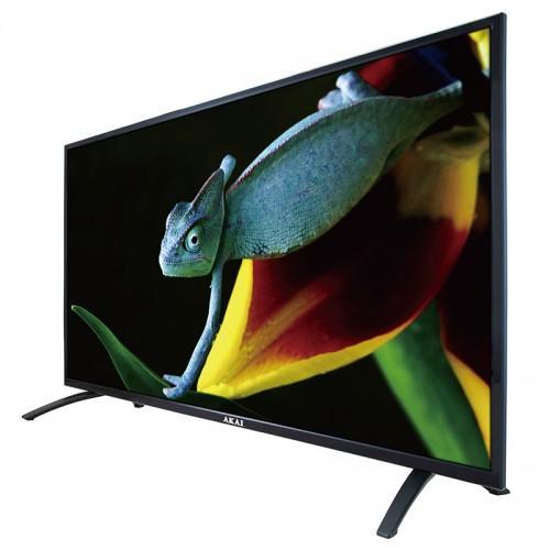 "Téléviseur 55"" LED Akai ATE-55D1044K HD 4K"