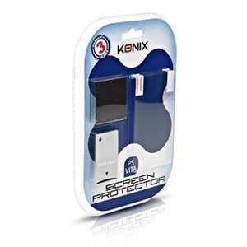 Kit d'accessoires PS Vita Konix à 2.48€ et Ecran de protection PS Vita Konix