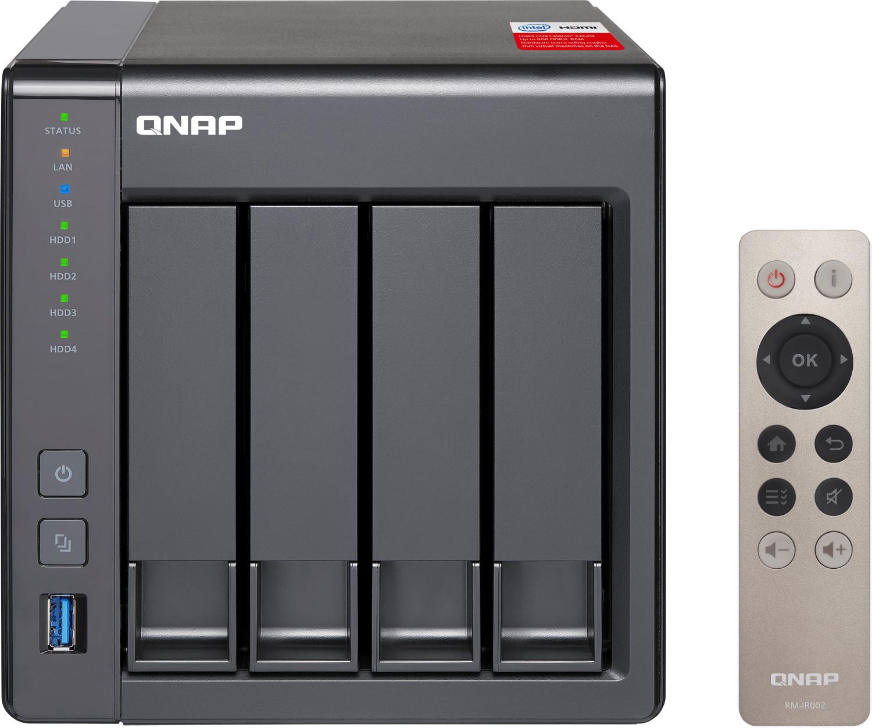 Système NAS QNAP TS-451 + 8G à 4 baies (8 Go de RAM)
