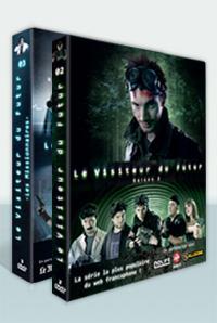 Jusqu'à 70% de réduction sur une sélection de produits - Ex : Coffret DVD : Saisons 2 et 3 Le Visiteur du Futur + la BD