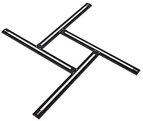 Cadre et guide réglable pour défonceuse Trend Varijig System - 70x70 cm
