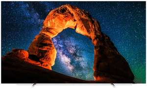 "TV 65"" Philips 65OLED803/12 - OLED, 4K UHD, HDR Perfect, Ambilight 3 côtés, Android TV (Frontaliers Belgique)"