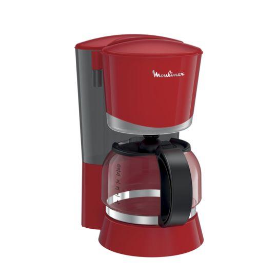 Cafetière électrique Moulinex Vita FG170510 - rouge