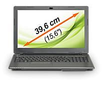 """PC Portable 15.6"""" Medion Akoya E6239 - Intel Celeron N2940, 4Go de RAM, 500Go"""