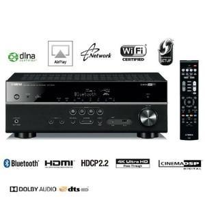 Amplificateur 5.1 Yamaha HTR-4068 Bluetooth, 4K, Wi-Fi, DLNA, AirPlay