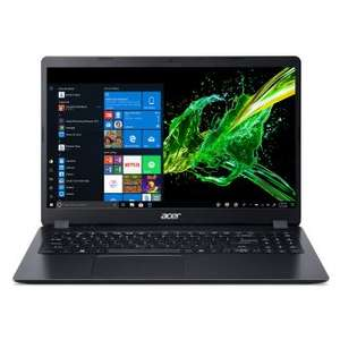 """Pc Portable 15,6"""" Acer Aspire A315-42-R4FE - FHD, Ryzen 5-3500U, 8Go RAM RAM, 256 Go SSD, Noir (+46,99€ sur la carte pour les adhérents)"""