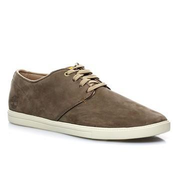Sélection Timberland jusqu'à 69% - Ex: Sneakers Timberland Ek fulk - cuir, brun