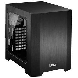 Boitier PC ATX moyen tour LDLC HF-2-BW - Noir
