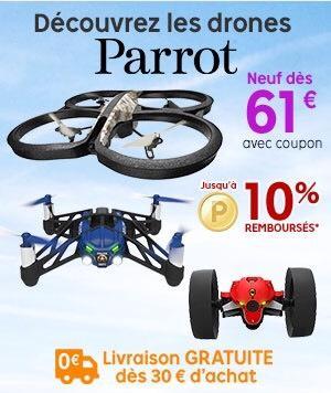 SuperPoints x10 sur la boutique Parrot
